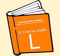 Diccionario Culinario. (L)