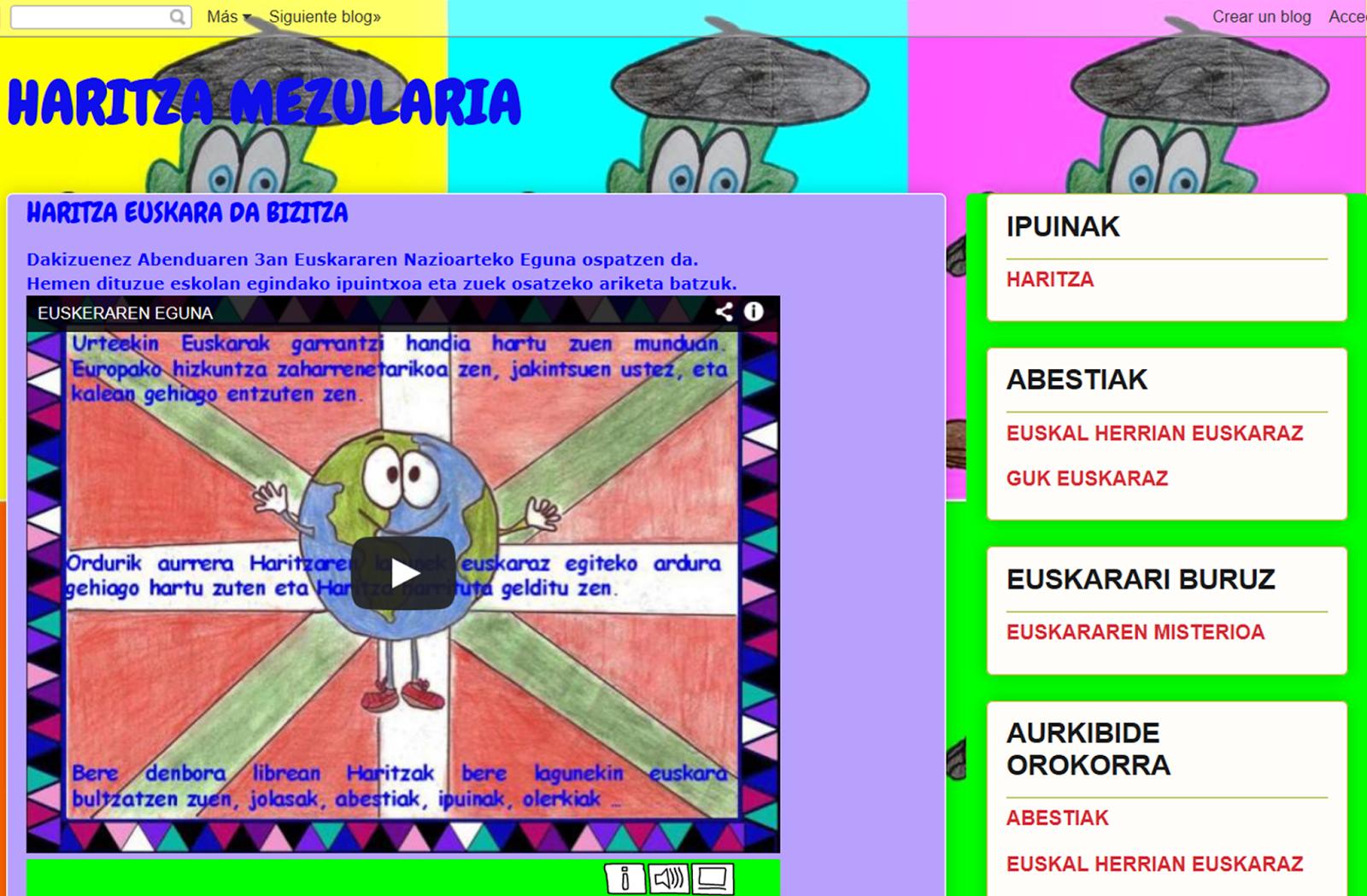 http://haritzamezularia.blogspot.com.es/