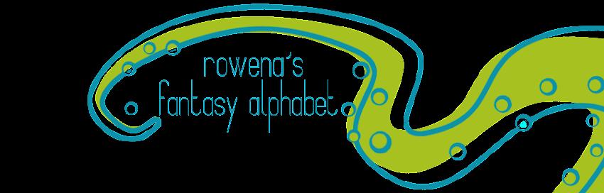 fantasy alphabet