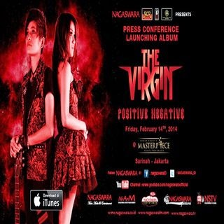 LIRIK LAGU THE VIRGIN - Make Me Sick