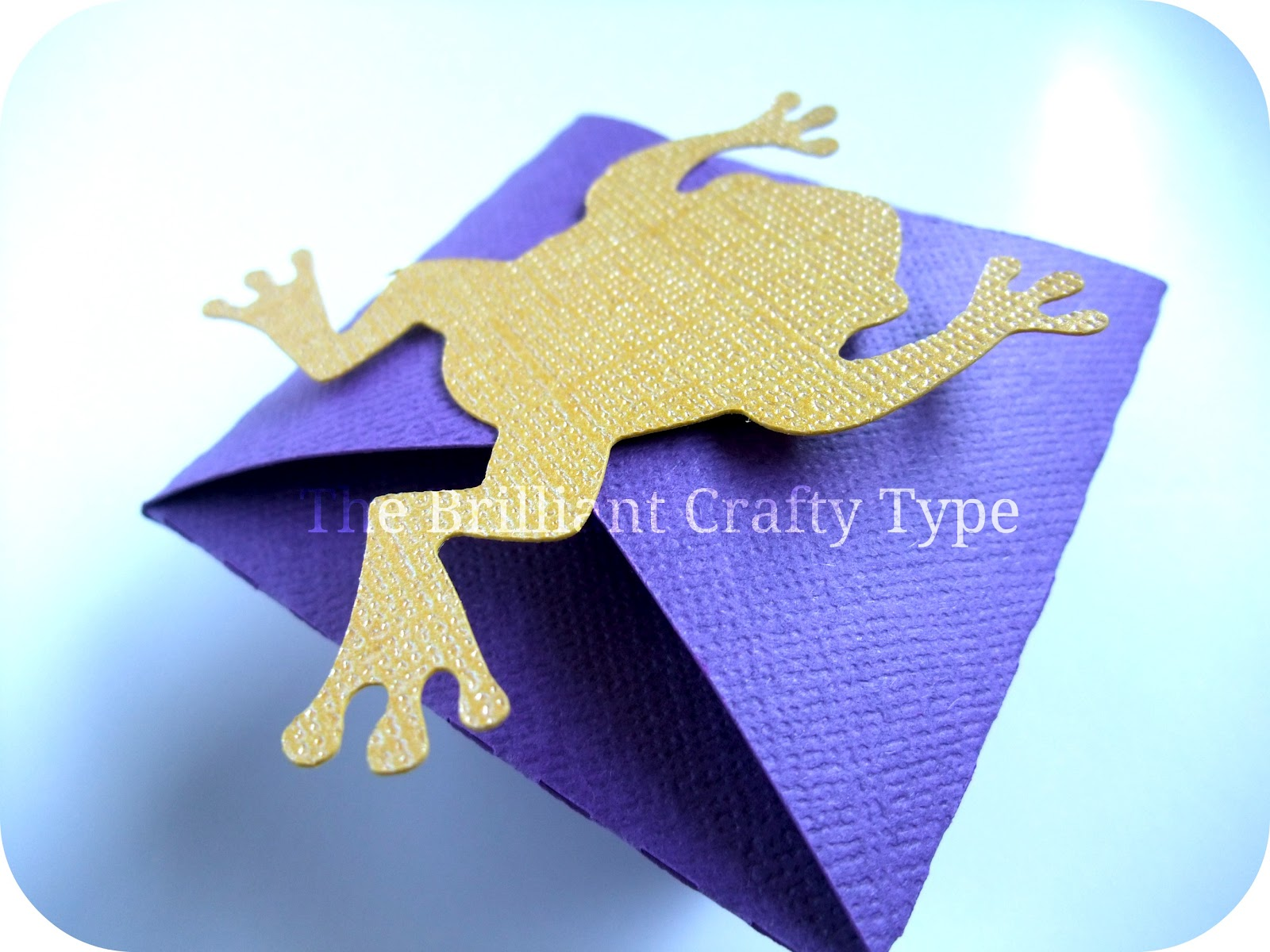 The Brilliant Crafty Type: Chocolate Frog Delight