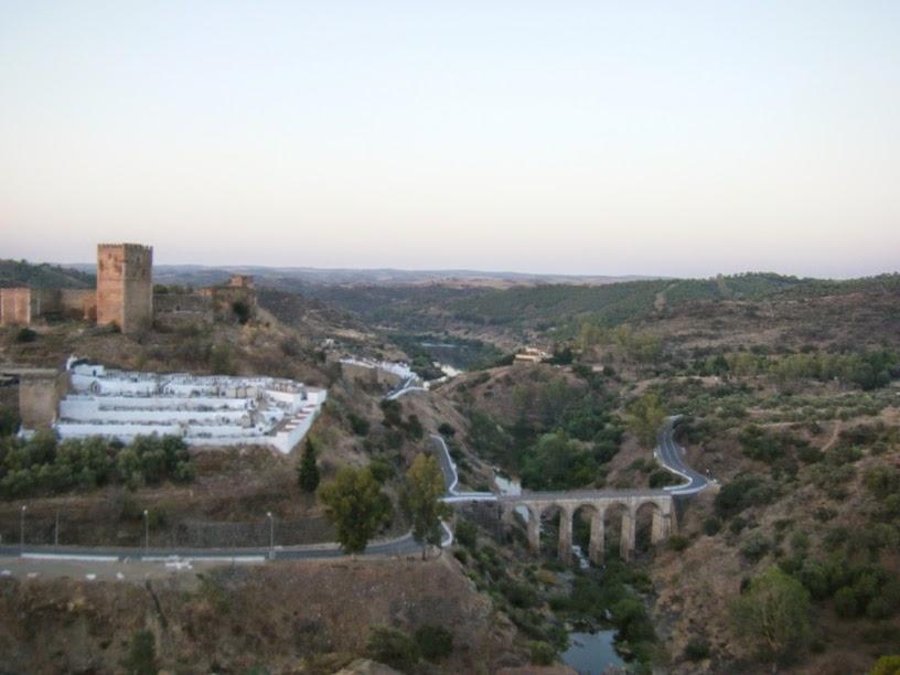 Castelo, e Ponte em Mértola