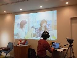 御堂筋献血ルームTV番組。
