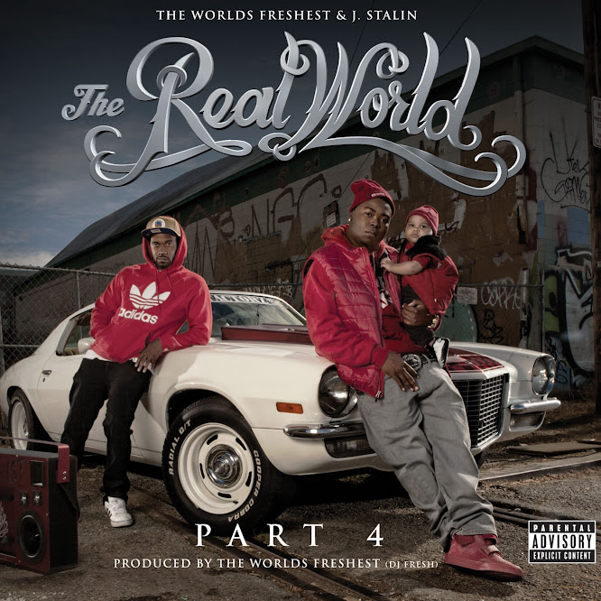 J.Stalin - The Real World Part. 4 (2015)