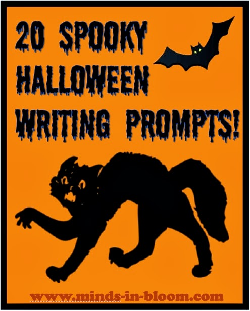 Halloween Writing Prompt Worksheets