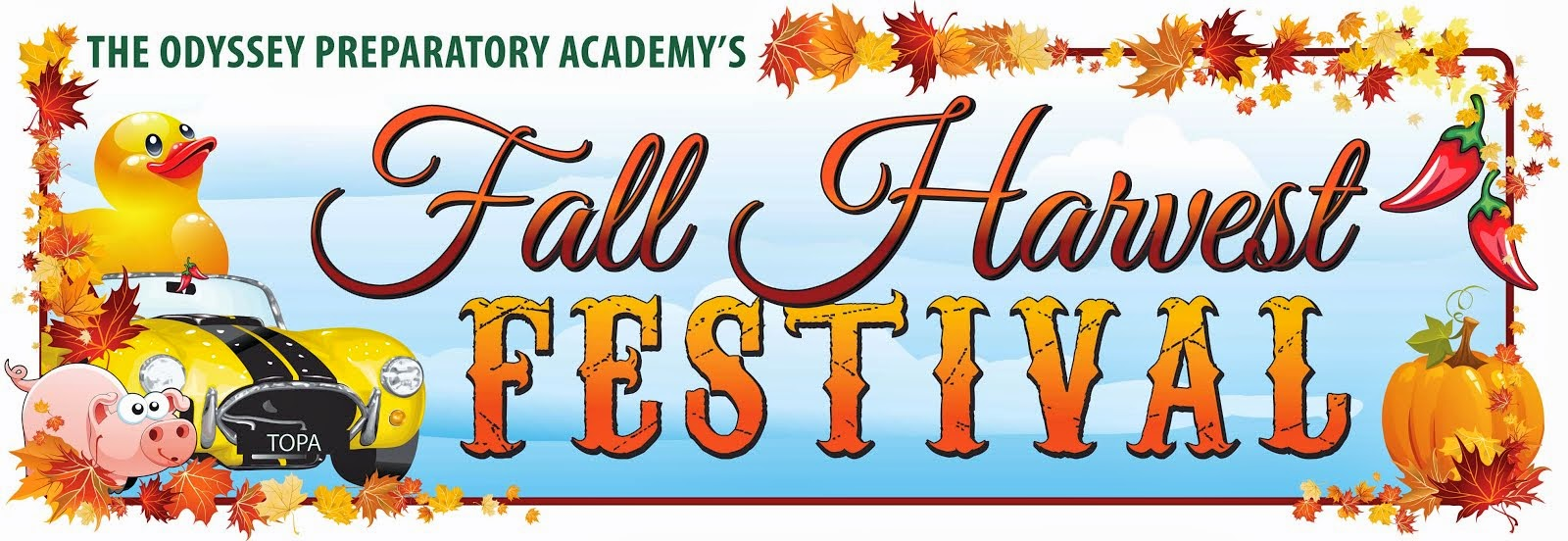 The Odyssey Fall Harvest Festival
