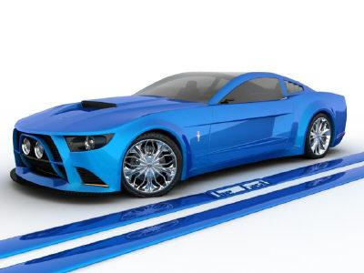 Autos: 2012 Mustang V6