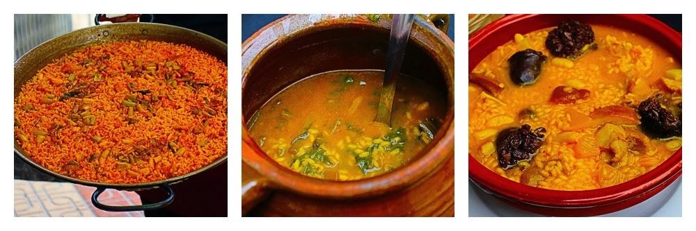 Lliria sinfon a de culturas y gastronom a mindful travel by sara - Cocina con sara paella ...
