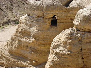 Dead Sea - Qumran