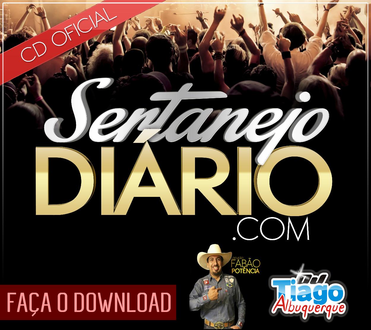 CD SERTANEJO DIÁRIO