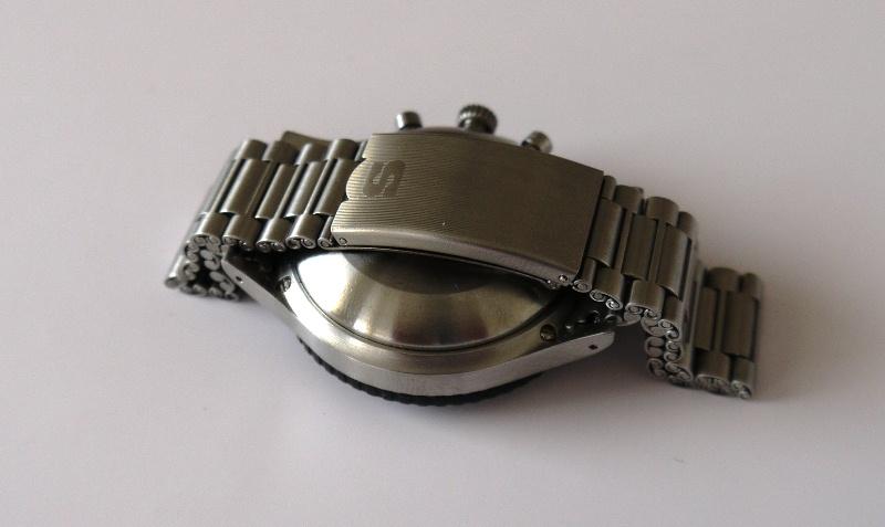 Sinn 156, 1ere Generation 156+back+bracelet