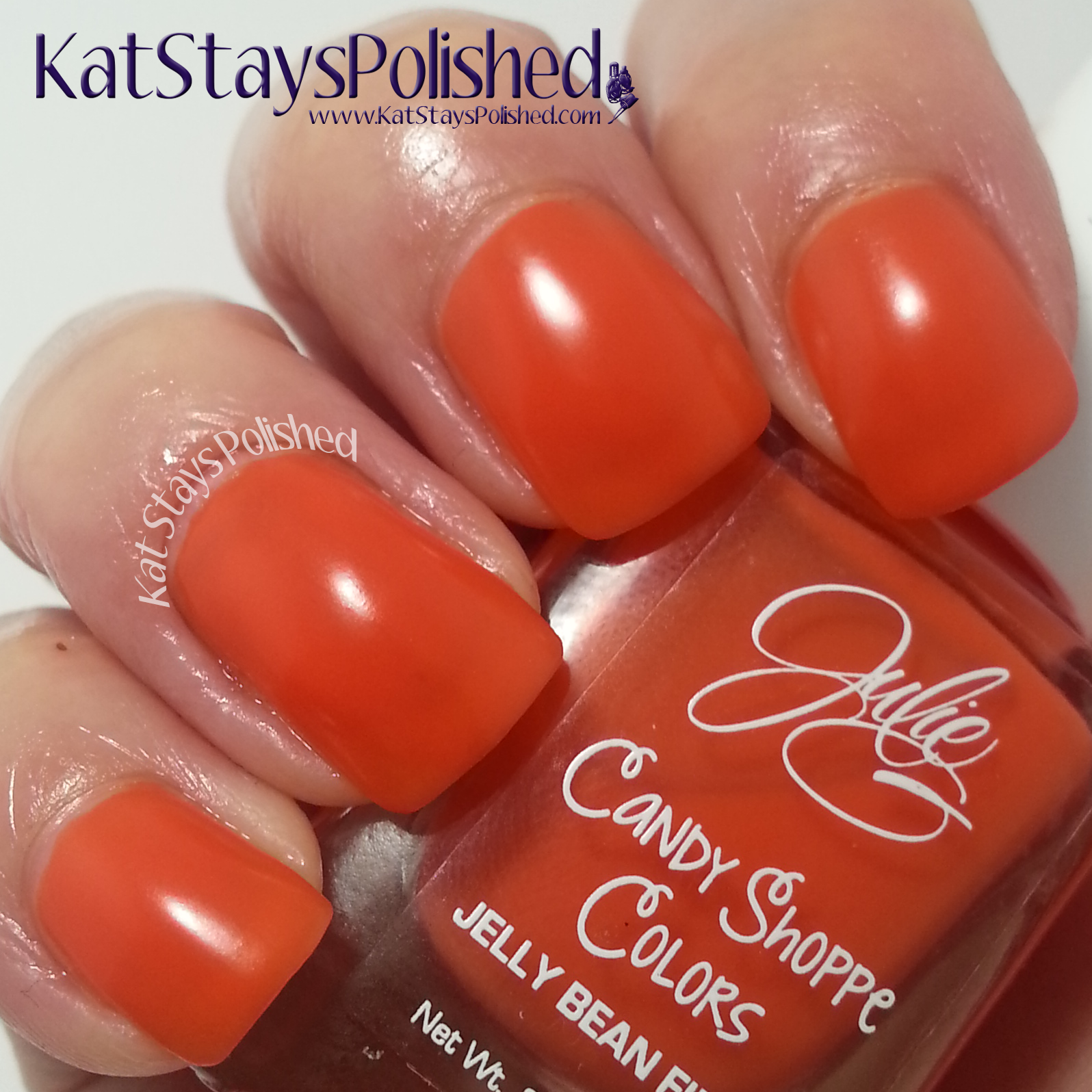 JulieG Candy Shoppe Colors - Candy Shop | Kat Stays Polished