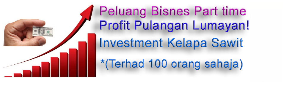 Part time Investment Lumayan