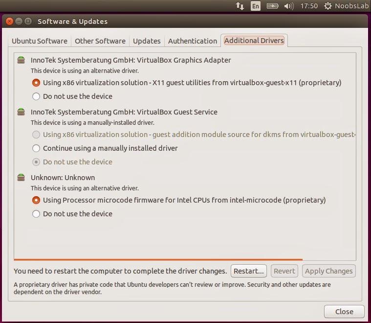 6 Hal yang Harus dilakukan Setelah Install Ubuntu 15.04