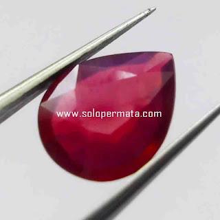 Batu Permata Natural Ruby