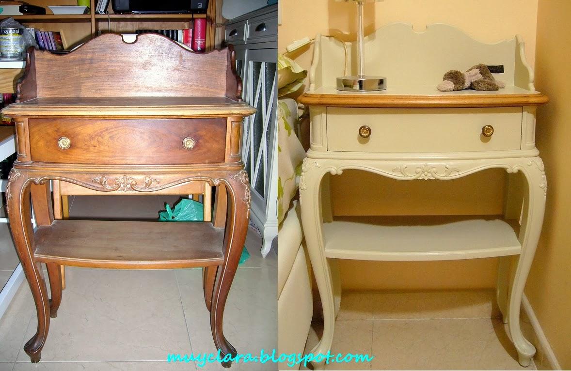 Que os parece os animais for Muebles antiguos restaurados antes y despues