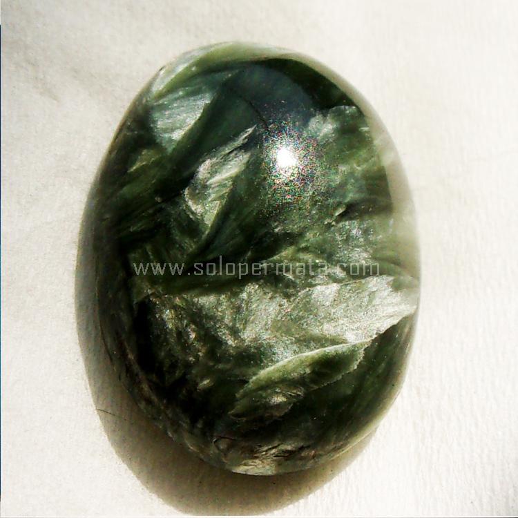 Batu Permata Green Bulu Macan - SP950+MEMO