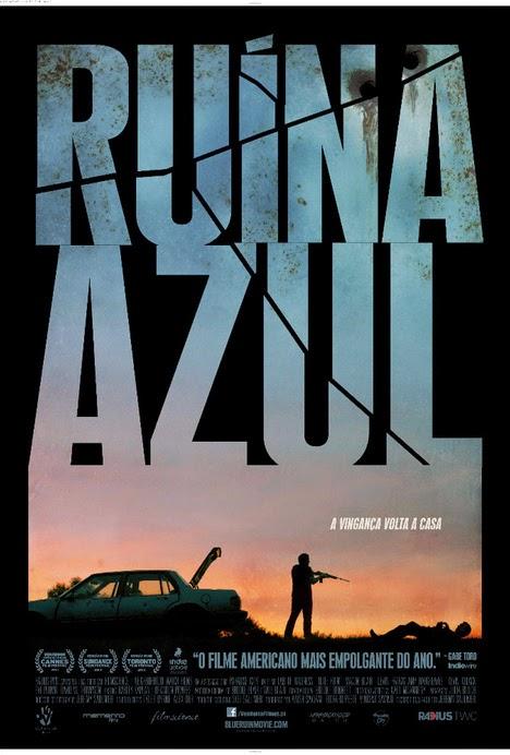Ruína Azul – Legendado (2013)