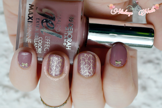 Deborah Milano, Curali, nail art, stamping nail art
