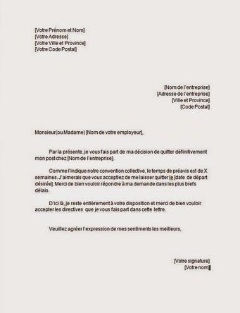 Exemple de Cv et modele de lettre de motivation gratuit