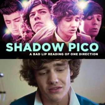 One Direction Foreign-language art-house film 'Shadow Pico' (Bad Lip Reading)