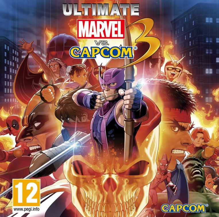 Marvel vs capcom 3 capcom anunció la actualización de marvel