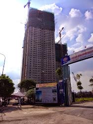 Cập nhật tiến độ xây dựng Chung cư VP6 Linh Đàm