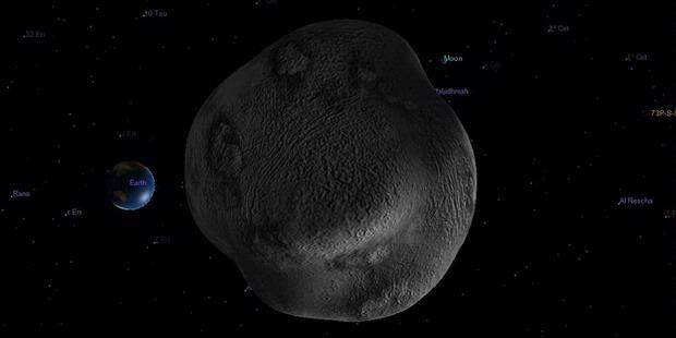 Bagaimana jika Asteroid 2012 DA14 Hantam Bumi?