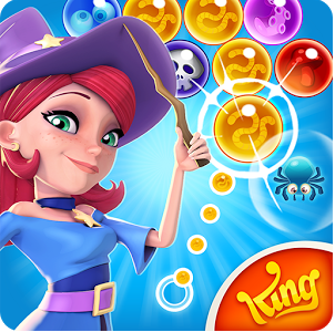 Bubble Witch 2 Saga v1.31.2 Mod