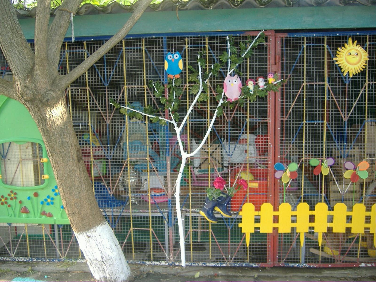 Как украсить детский сад своими руками: фото и идеи оформления 2