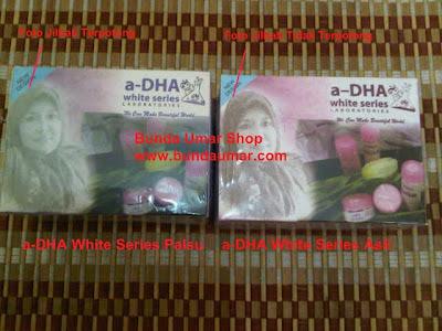 Dha White Series Paket Ekonomi