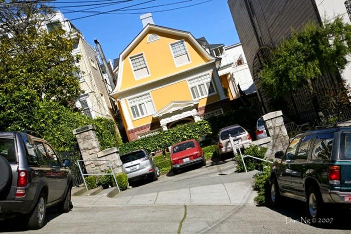 صور رائعة: الطرقات في سان فرانسيسكو