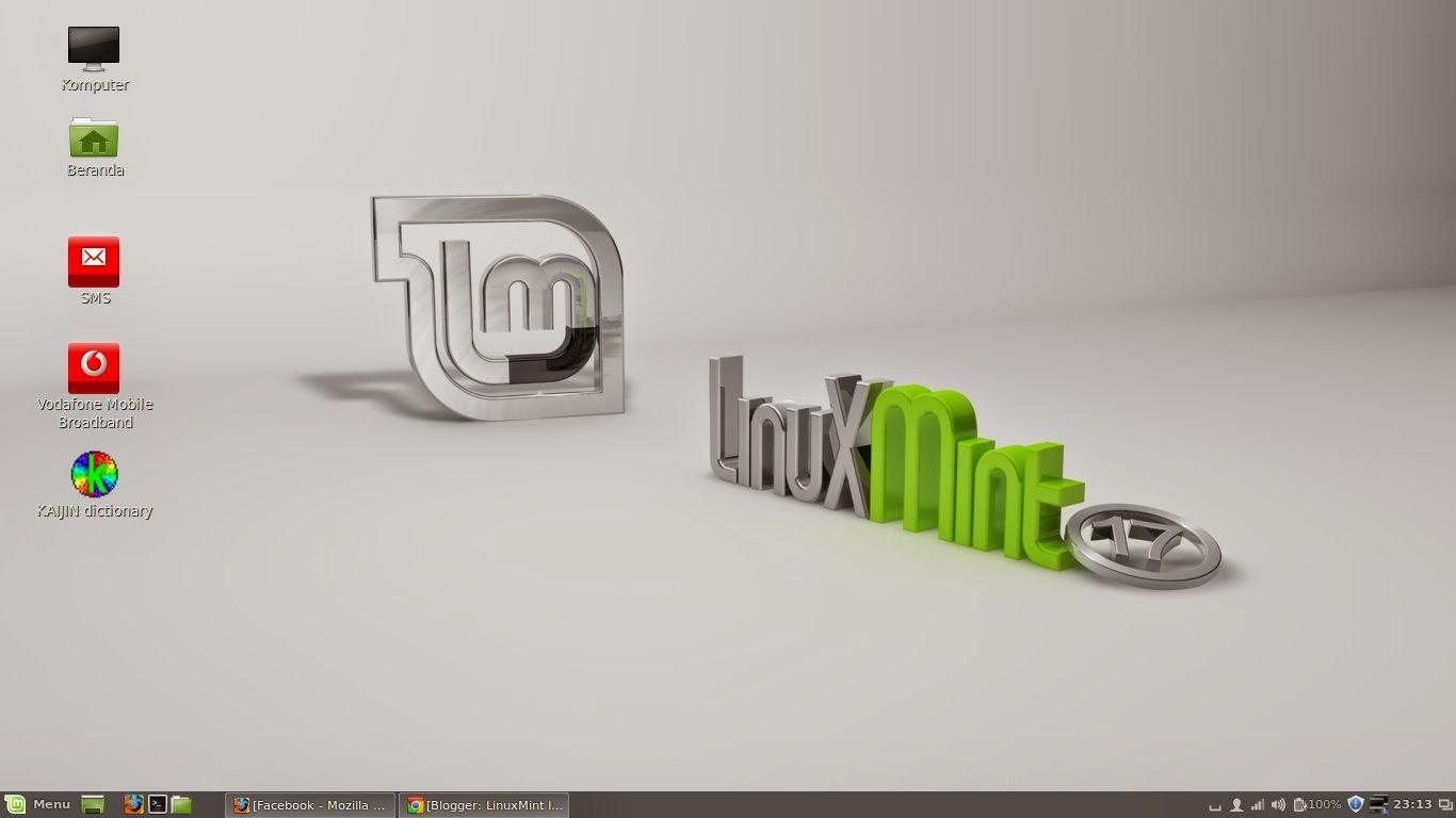 Linux Mint 17 Qiana