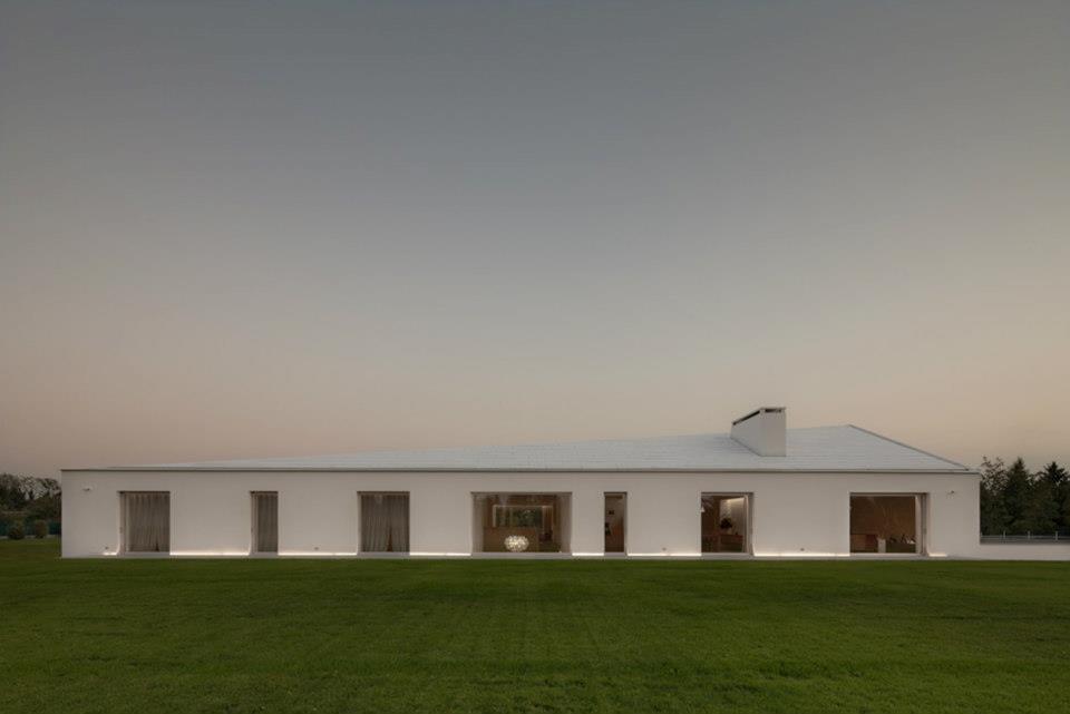 simplicity love: Casa delle Bottere, Italy   John Pawson