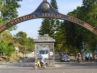 Jalur Masuk Penerimaan Mahasiswa UNS Surakarta