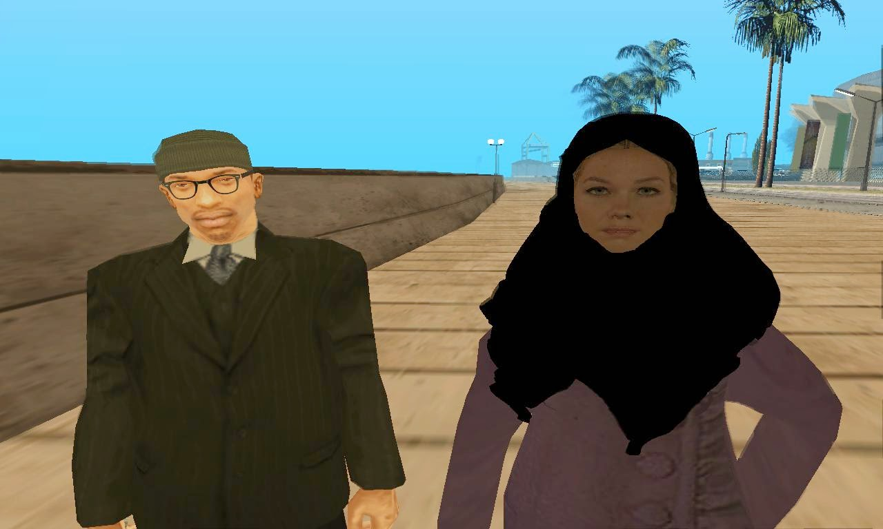 san andreas girls San andreas introduces the ability for the player to pick up dates and go out with them the main reason to date a girl is to get a special bonus in exchange.