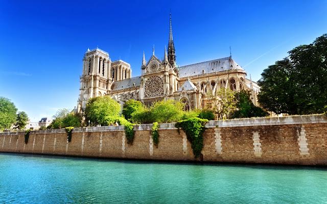 Fotos de La Catedral de Notre Dame de París