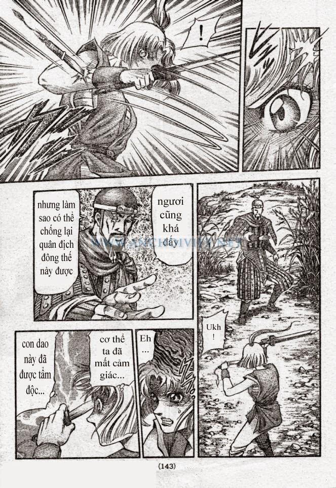 Chú Bé Rồng - Ryuuroden chap 159 - Trang 27