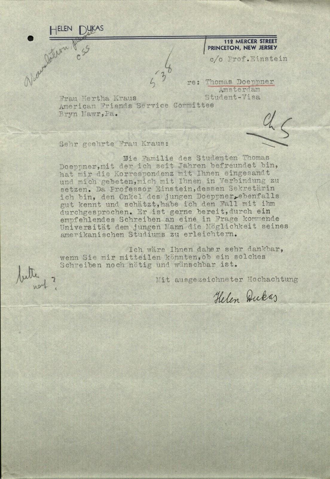 Were Not In Kansas Anymore April 1939 The Einstein Family Legend