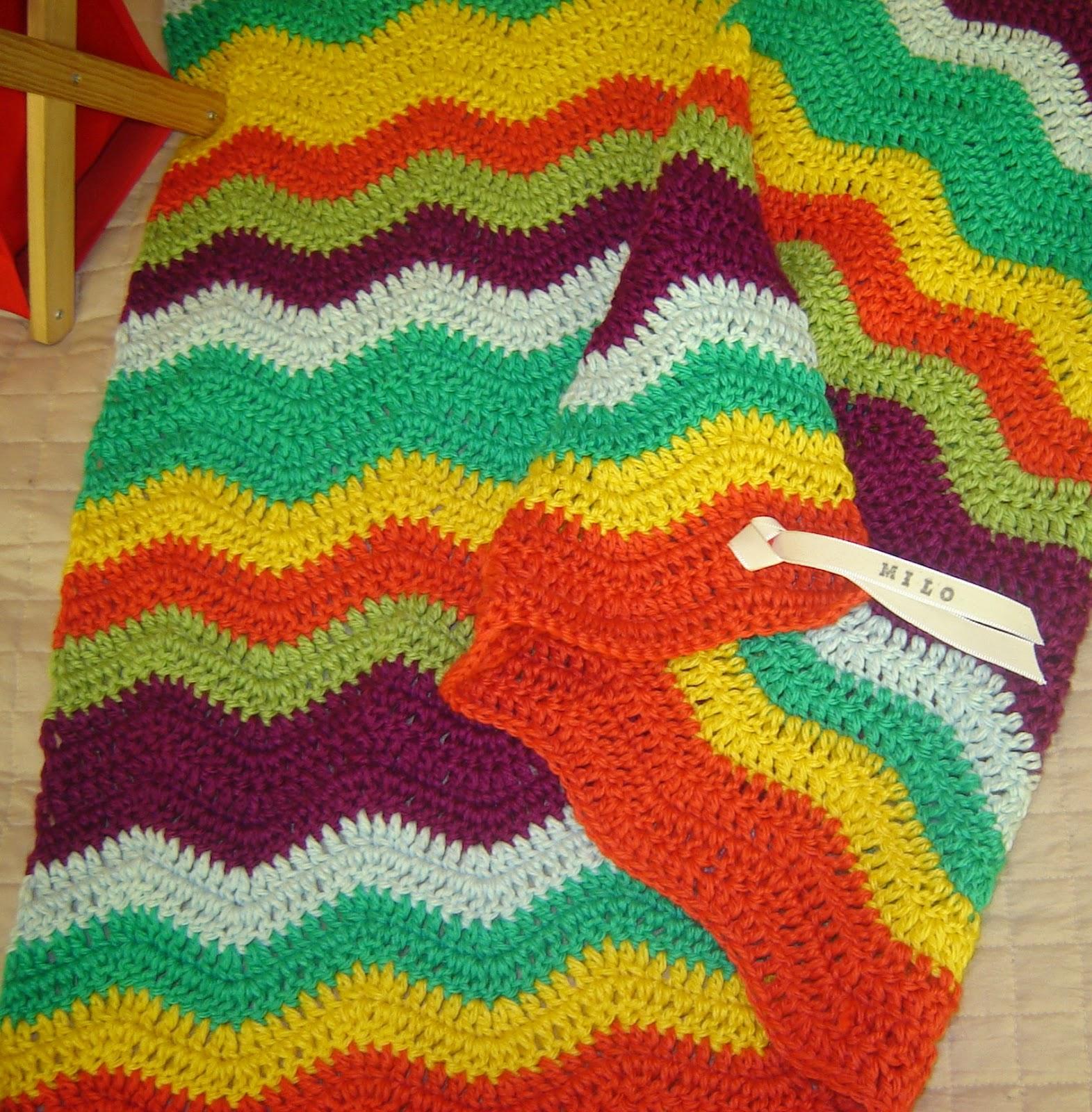 Quiero pura lana manta bb milo - Lana gorda para mantas ...
