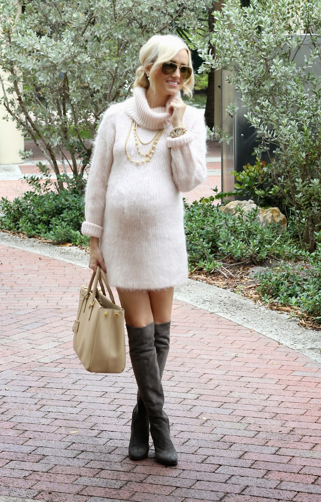 A spoonful of style fuzzy sweater dress fuzzy sweater dress ombrellifo Image collections