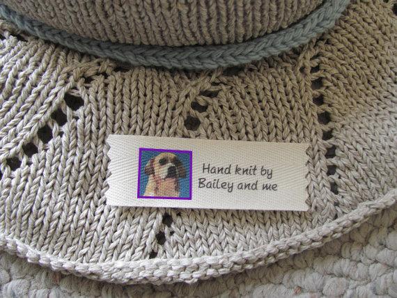 Knitting Labels Custom : Knitting with sandra singh june