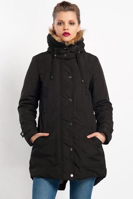 Yeni Moda Kışlık Montlar