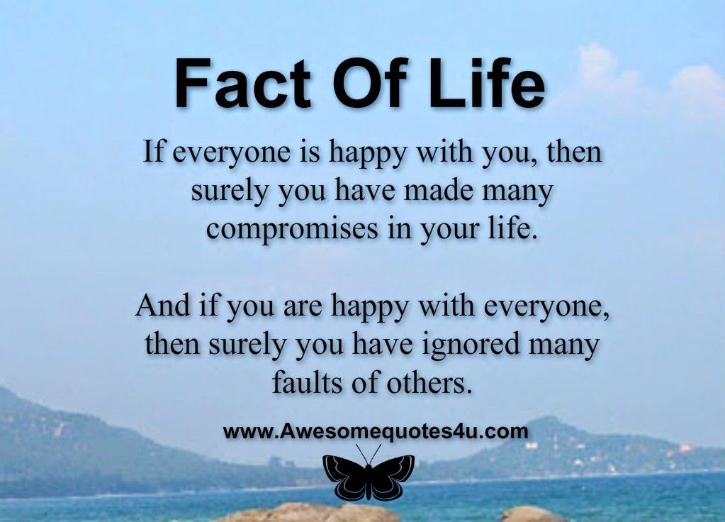 the fact of life essay