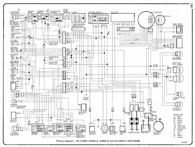 1978 honda cx500 wiring diagram explained wiring diagrams rh sbsun co