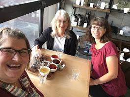 2019, Smith Tea Flight, Portland OR