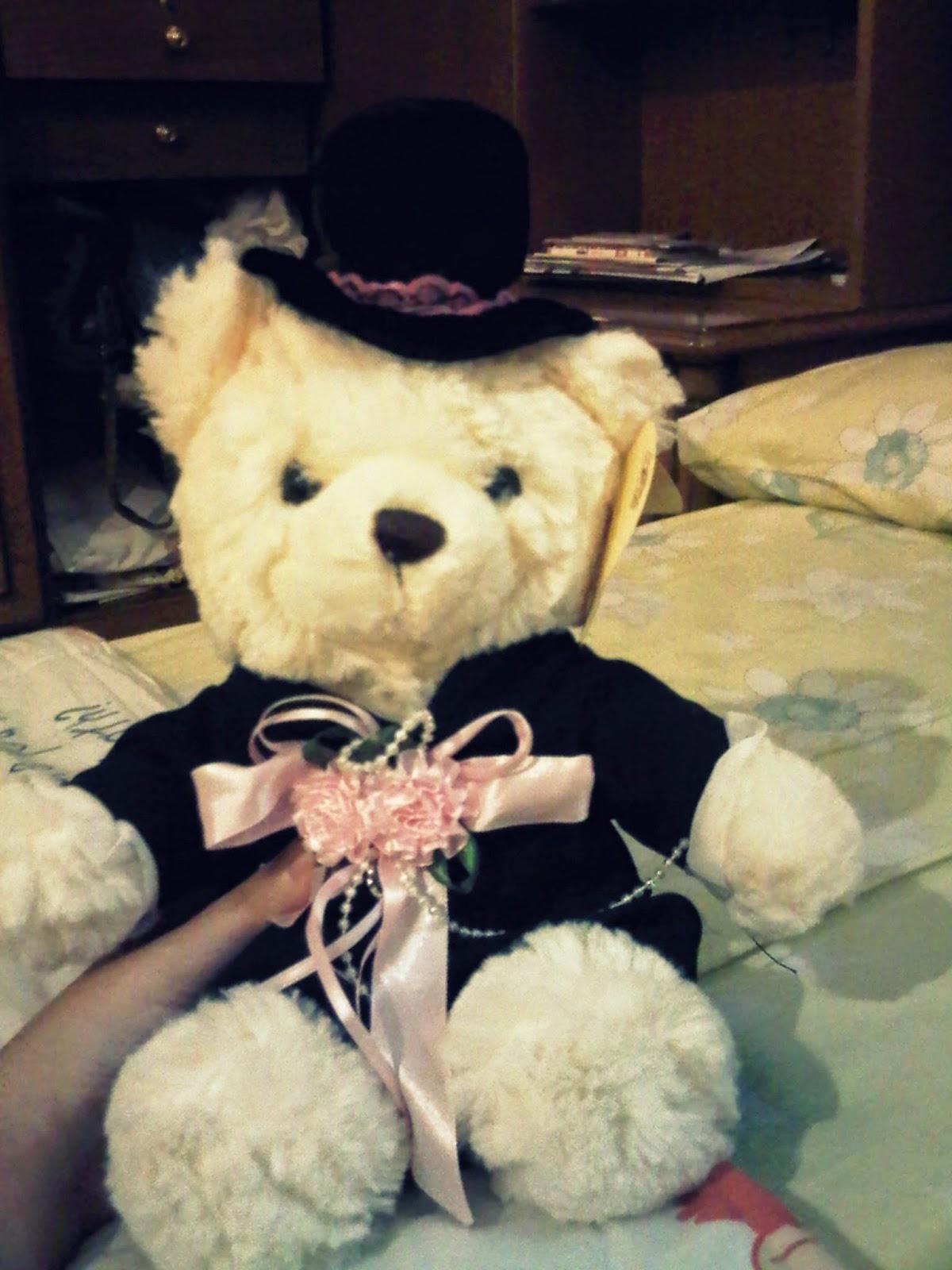 Gambar boneka teddy keren dan lucu