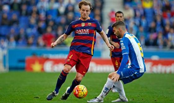 Hasil Liga Spanyol: Espanyol 0-0 Barcelona Sabtu 2 Jan 2016