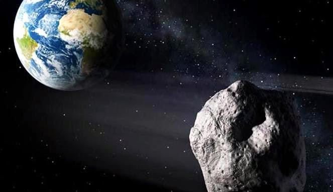NASA Ungkap Skema Bajak dan Buang Asteroid ke Bulan