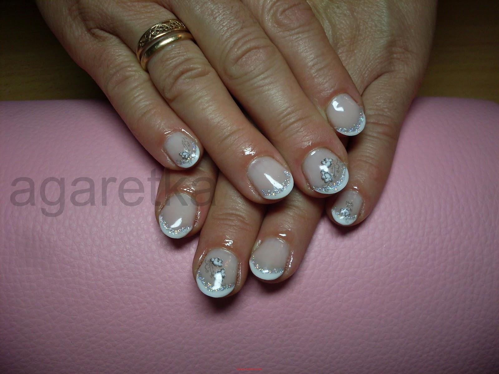Kosmetyka Paznokcie żelowe Manicure